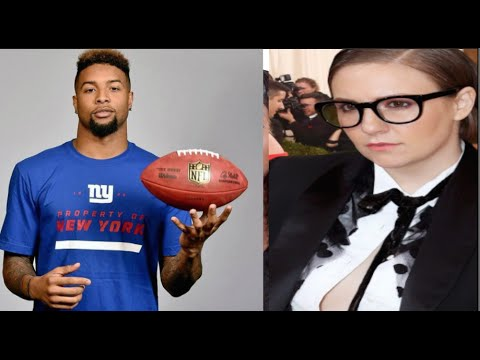 "Lena Dunham FINALLY Apologizes to Odell Beckham~''There's a History of White Women Lying""😒"
