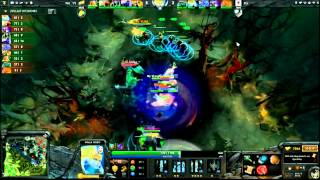 DotA 2 The International: Epic Ravage Steal Na