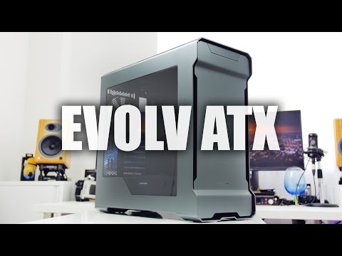 Best Case of 2015 - Phanteks EVOLV ATX