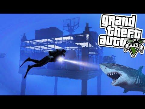 GTA 5: THE BIGGEST MILITARY BASES!😱💥 (GTA 5 Mod Gameplay)