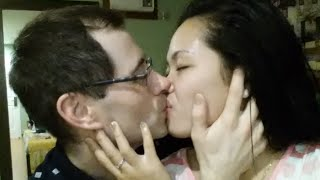 Filipina and Canadian Love Story - From Me to Her