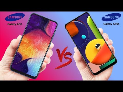 Samsung Galaxy A50 Vs  Galaxy A50s - What Are The Differences