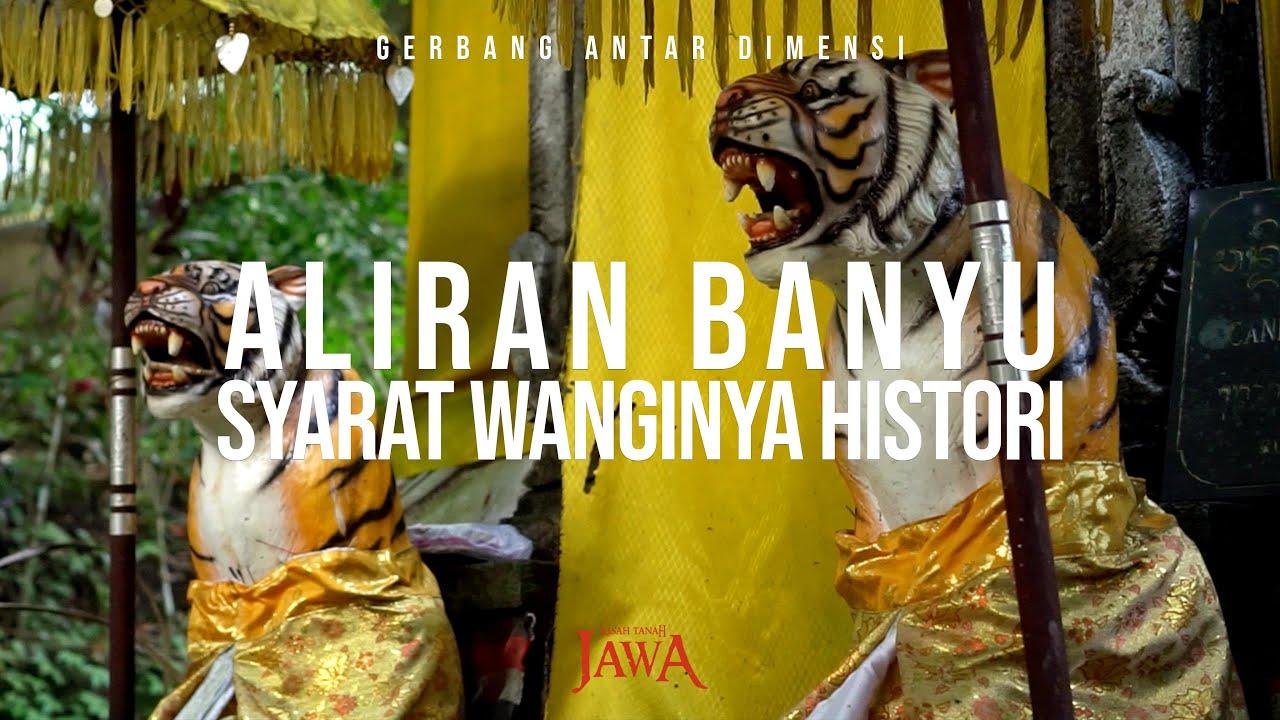 Alas Purwo: Aliran Banyu Syarat Wanginya Histori (Part 1)
