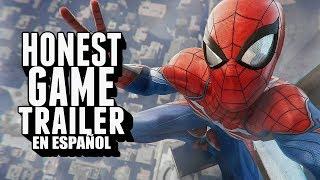 SPIDER-MAN PS4 (Honest Game Trailers en Español)