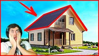 СТРОЮ КРЫШУ НА ДОМЕ - House Builder
