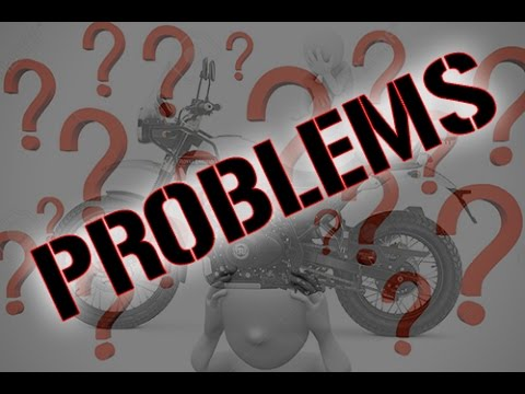 This time she died...almost... | Royal Enfield Himalayan | Problems