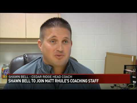 KCEN-Shawn Bell-Baylor added Coaching staff and DC Snow from Temple