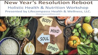 New Year Resoultion Reboot 2 7 21