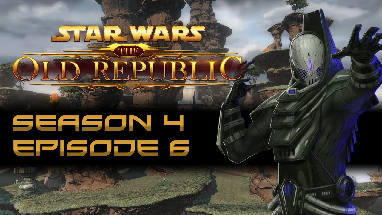 Download Star Wars The Old Republic Sith Inquisitor Season 4 Episode 6 - Sabatoge
