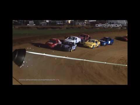 Brownstown Speedway Hornet Heat #1 (9/20/2019)