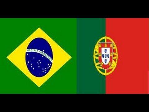 Brasil 3 x 1 Portugal - Amistoso Internacional 10/09/2013 - Jogo Completo