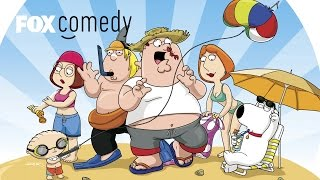 'Family Guy' - FOX Comedy promo 4