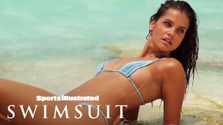 Barbara Palvin Wears Her Smallest Bikini | Sports Illustrated Swimsuit