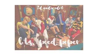 Video 『 BTS - PIED PIPER 』3D edit use headphones!! download MP3, 3GP, MP4, WEBM, AVI, FLV Agustus 2018