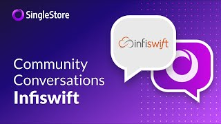Community Conversations - Infiswift builds IIoT and AI with SingleStore