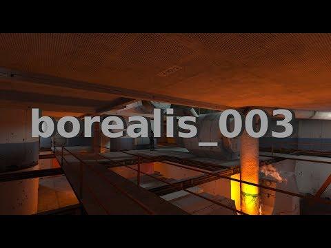 Half-Life 2 Beta: Borealis_003 (June 2002 Version)