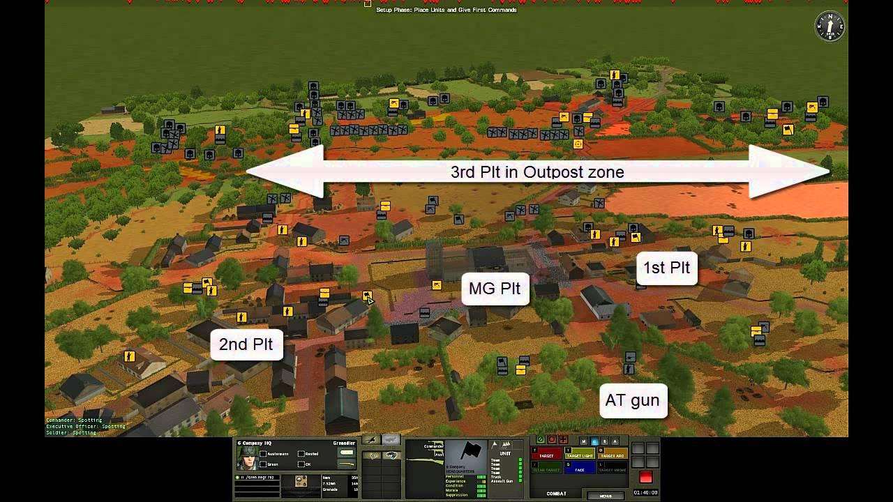 Armchair General presents Combat Mission Normandy Tactics ...