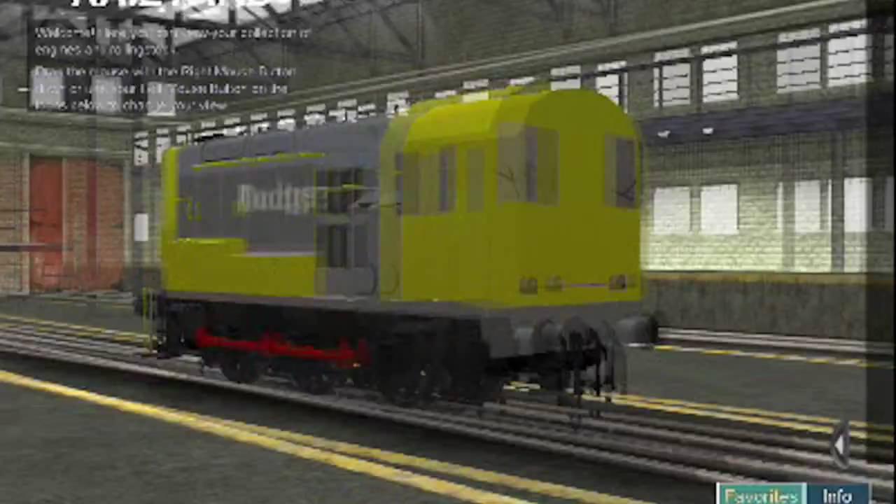 Diesel Reskinstrainz Forge