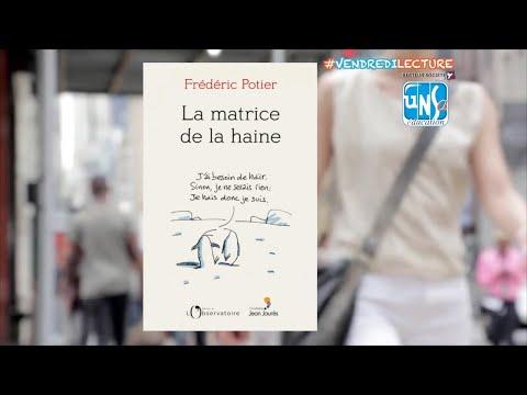 La matrice de la haine - Frédéric Potier