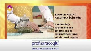 Prof. Saraçoğlu ile Ruh ve Beden Sağlığı: Sınav Stresi Yaşayanlar için Kür