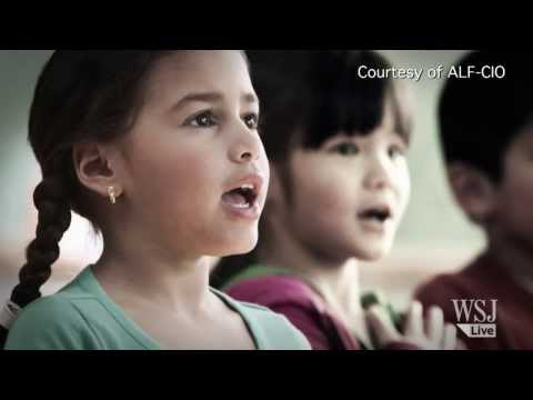 New Political Ads Tackle Immigration Reform