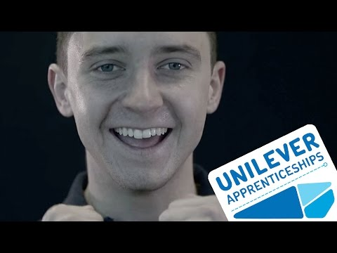 Unilever's 2016 Business Administration Apprentice Graduates
