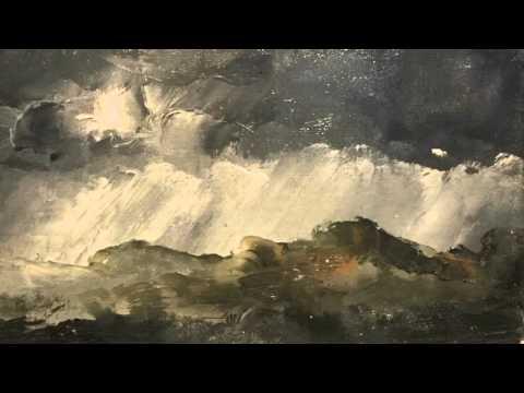 August Strindberg i Nordiska Museet