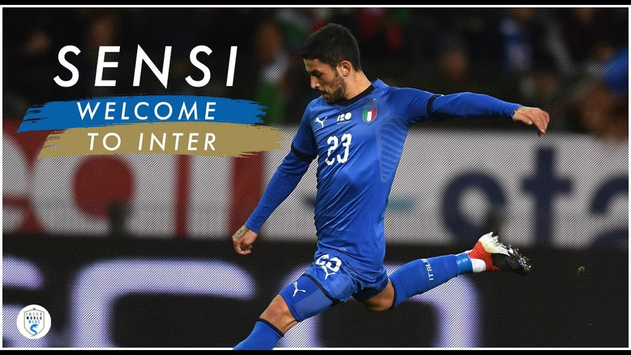 Download Stefano Sensi - Welcome To Inter | Skills • Passing • Goals | HD