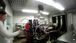"604 MOPAR ""B1"" Blown Alcohol Engine"