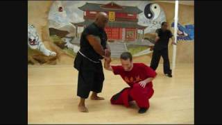 George Crayton Jr, ZongShi Demonstrates Self Defense