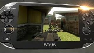 Call of Duty Black Ops Declassified Online Gameplay for PS Vita