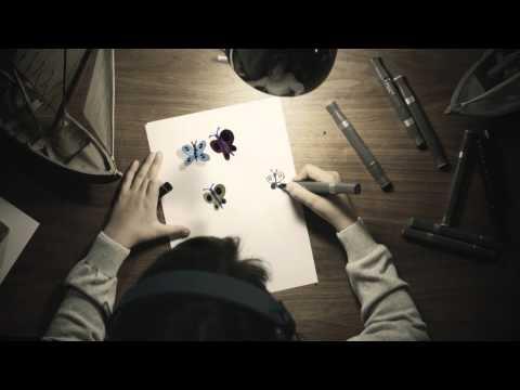 Shirley Clamp - Din Vinge (Officiell musikvideo)