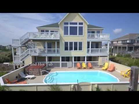 Belle Of The South #644 | Oceanfront Home In Corolla NC | Outer Banks