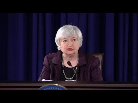 Yellen Says Fed to Be `Patient' on Timing of Rate Move