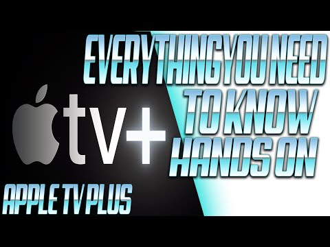 EVERYTHING APPLE TV PLUS AND APPLE TV APP HAVE TO OFFER HANDS ON | FIRESTICK, IPHONE, IPAD AND MORE