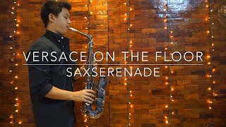 Versace On The Floor - Saxophone Cover (Bruno Mars)