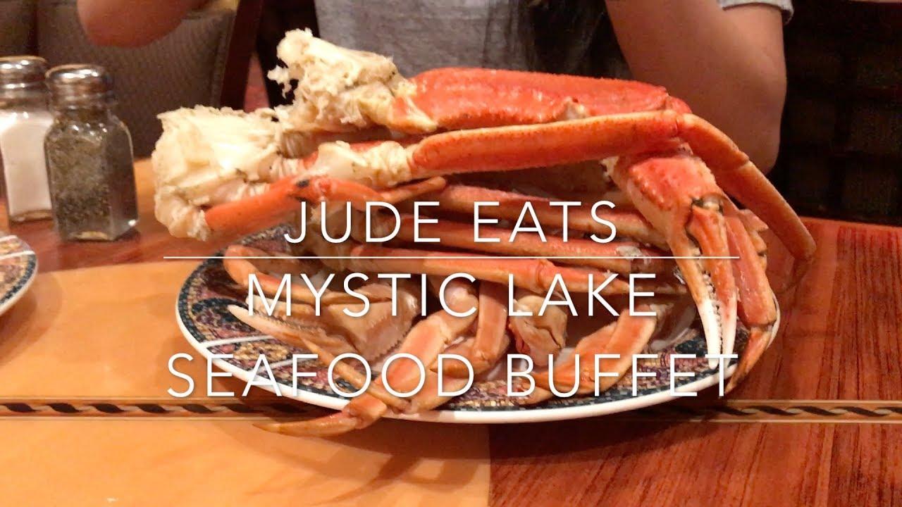 jude eats crab legs oysters mystic lake seafood buffet minnesota rh youtube com mystic lake buffet hours mn mystic lake buffet coupons 2017