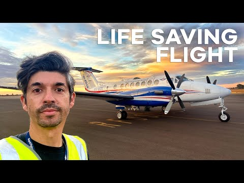 My humbling day as a Royal Flying Doctor