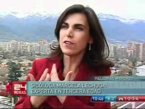 """TVN, """"Palabras Mayores"""", Reportaje Nido Vacío."""