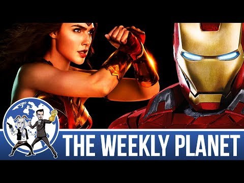 Comic Book Movies Are Better Than Ever - The Weekly Planet Podcast