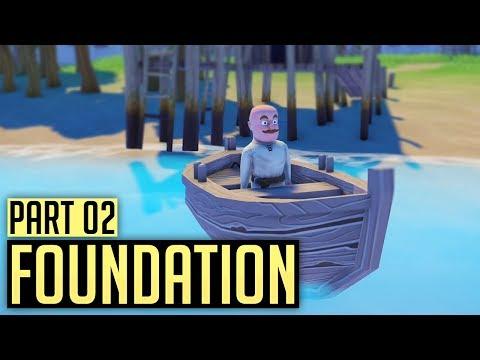 Foundation | FISHING HUT (#2)