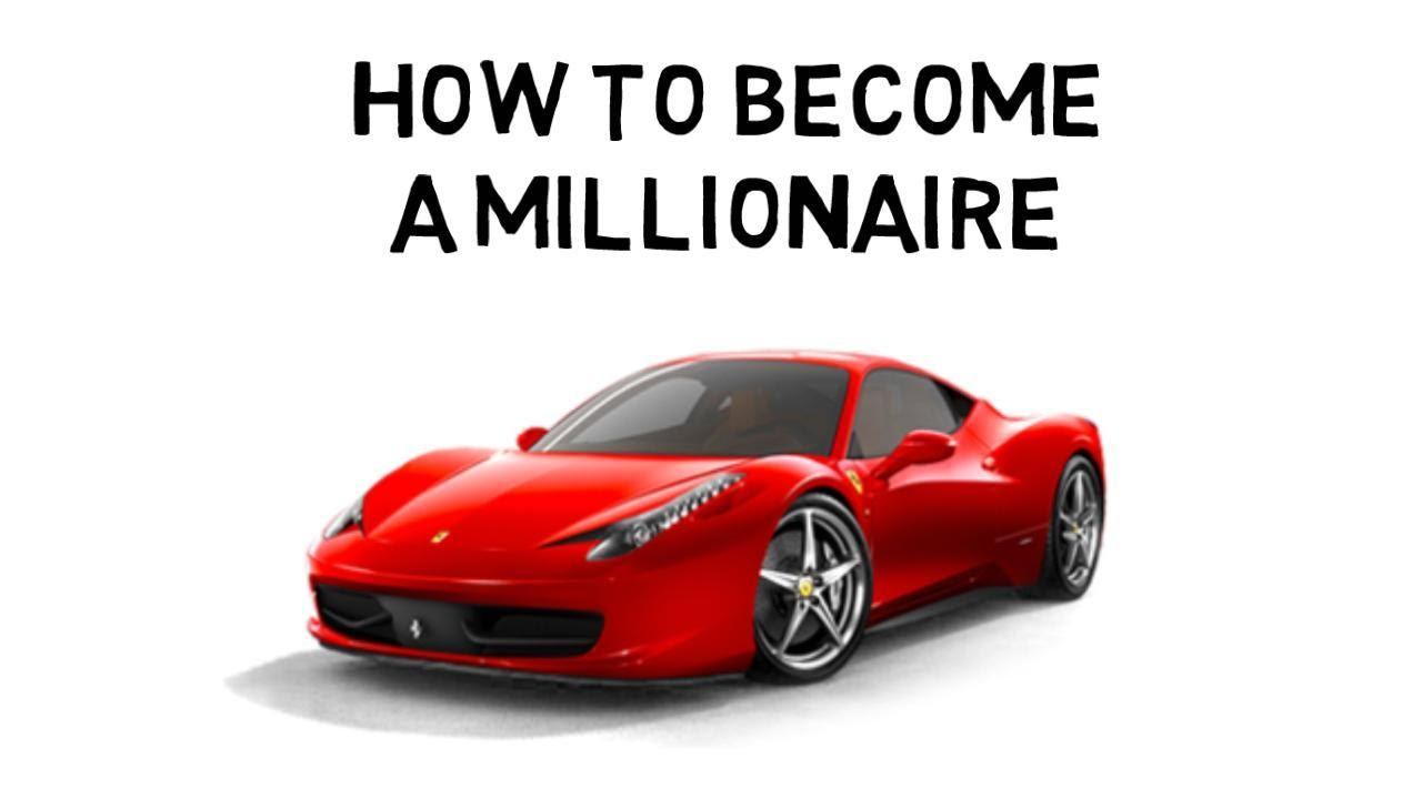 HOW TO BECOME A MILLIONIARE - RICH DAD POOR DAD