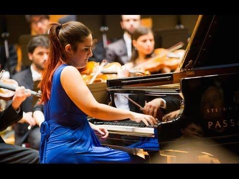 OAV | Beethoven: Piano Concerto No. 1 | Leonora Armellini