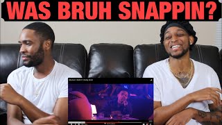 Mustard - Ballin' ft. Roddy Ricch | GHETTO REACTIONS | Official Music Video | FIRST REACTION