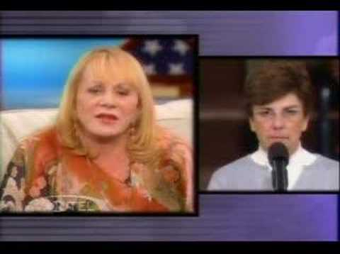 Sylvia Browne Guest Questions from the Montel Williams Show 11/14/07