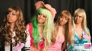 今回の売り込み先は「渋谷の黒ギャル」アイドル達が自分なりに黒ギャルに...