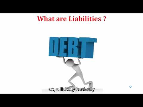 9   What are Assets Liabilities and Equity