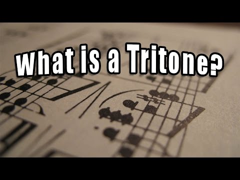 What is a Tritone? Music Theory Lessons