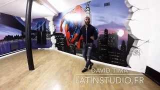 "Salsa shine ON2 dictionary "" angle suzy Q & step touch "" DAVID TIMA"