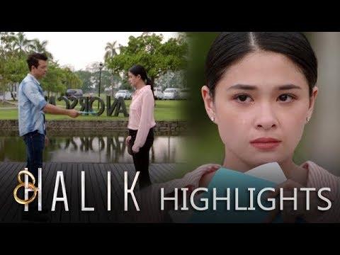 Lino invites Jade to baby CJ's christening | Halik (With Eng Subs)